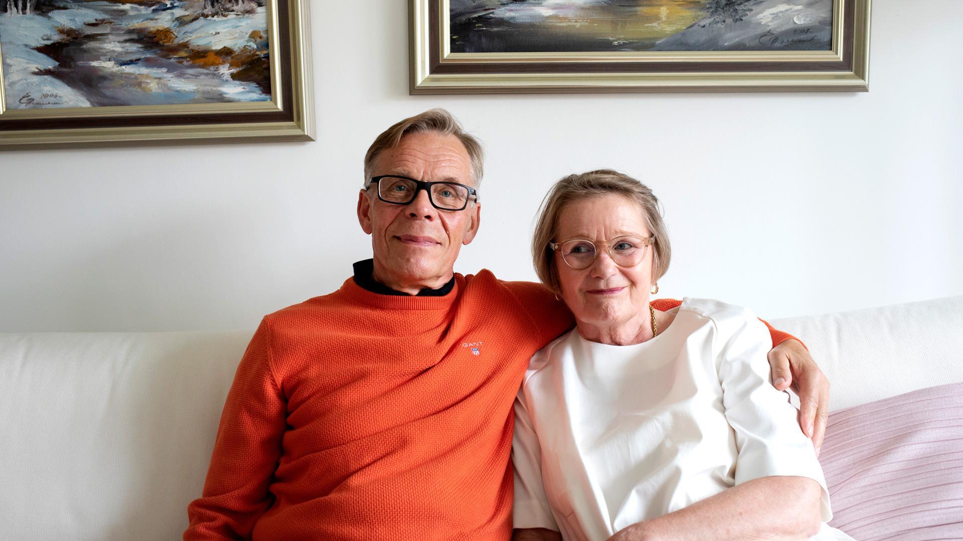 Jukka ja Riina Heinilä