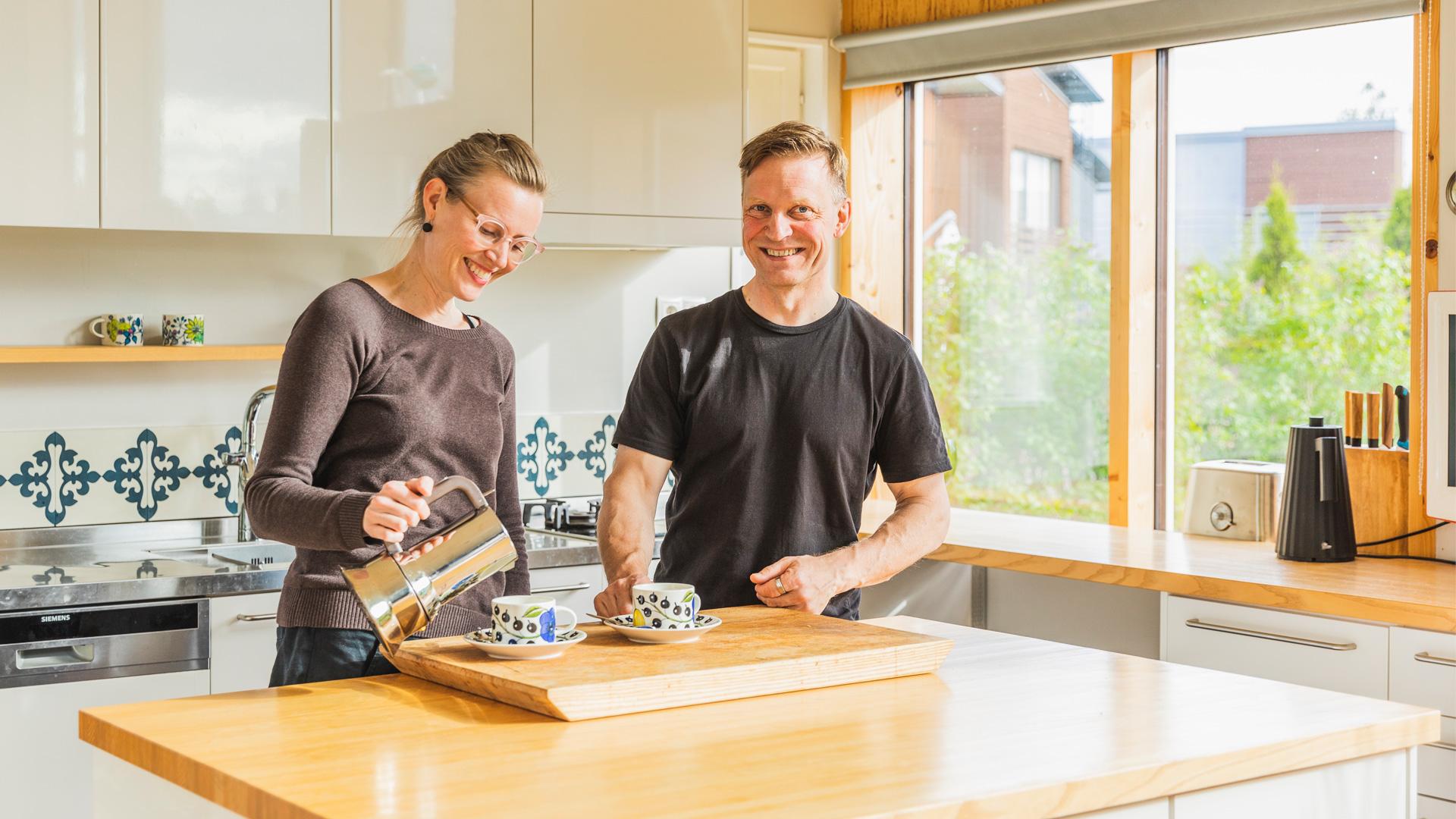 Nanna ja Veli-Pekka Ihamäki