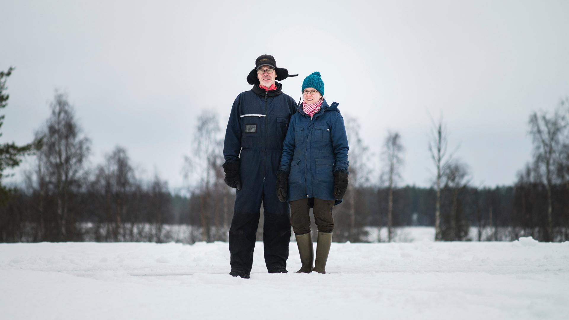 Mikko ja Salla Pätsi