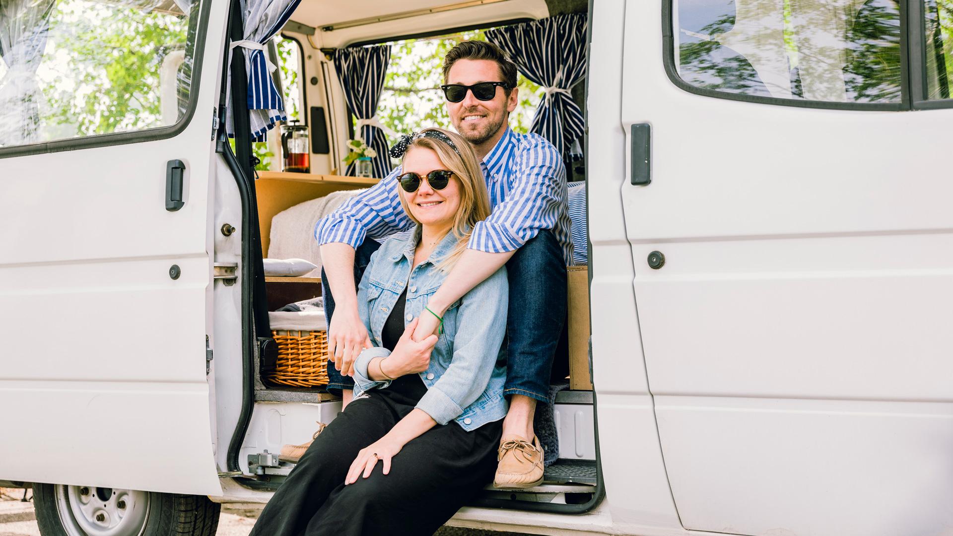 Heidi ja Scott Paton