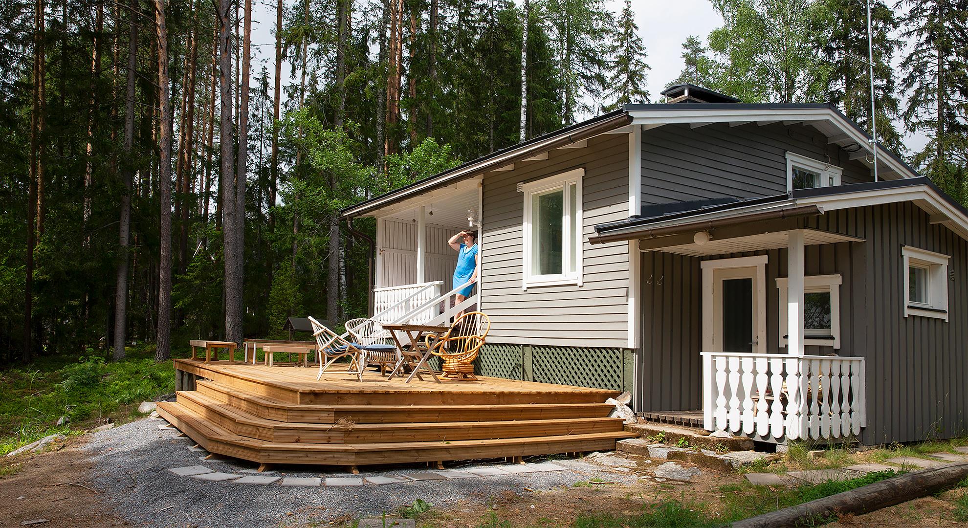 Maija Kajannon koti